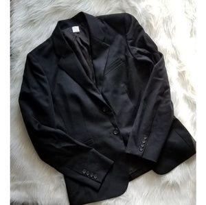 J. Crew black blazer